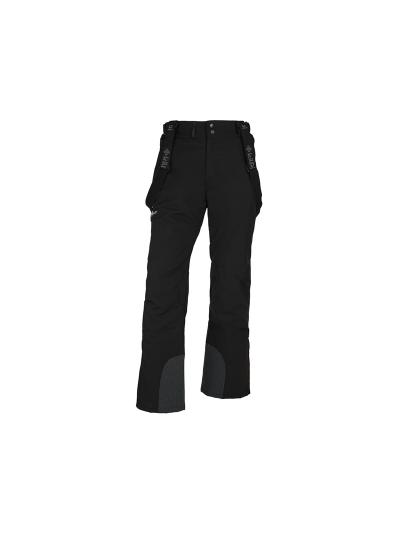 Smučarske moške hlače Kilpi Mimas črne
