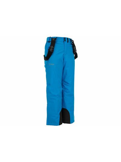 Otroške smučarske hlače Kilpi METHONE - modre