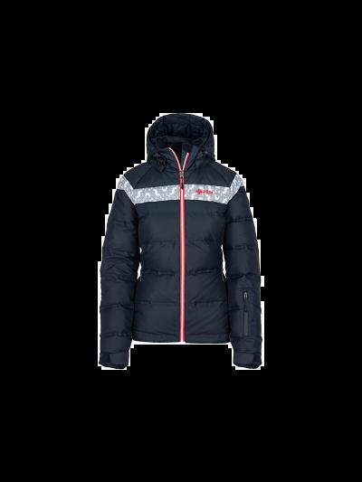 Smučarska ženska jakna Kilpi SYNTHIA - Črna