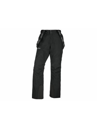 Smučarske moške hlače Kilpi MIMAS - črne