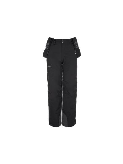 Otroške smučarske hlače Kilpi METHONE - črne