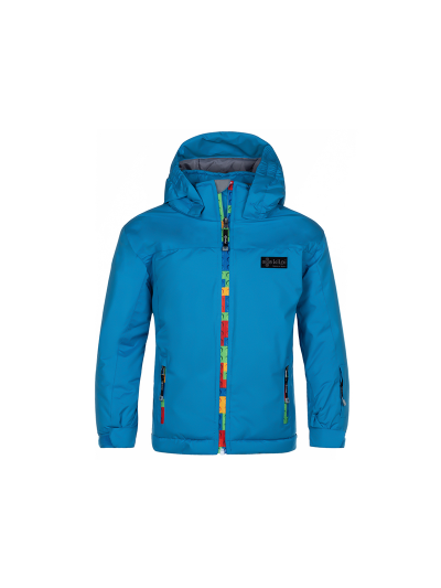 Fantovska smučarska jakna Kilpi LIGAS - modra