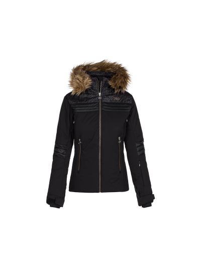 Ženska smučarska jakna Kilpi HENESIE - črna