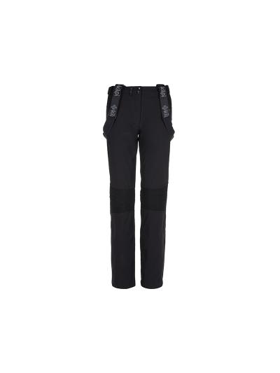 Ženske smučarske hlače Kilpi DIONE - črne