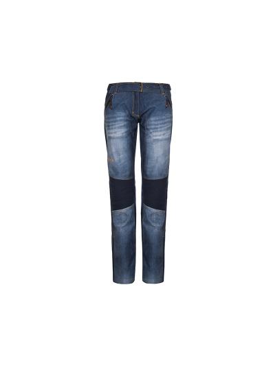 Ženske smučarske jeans hlače KILPI JEANSO - modre