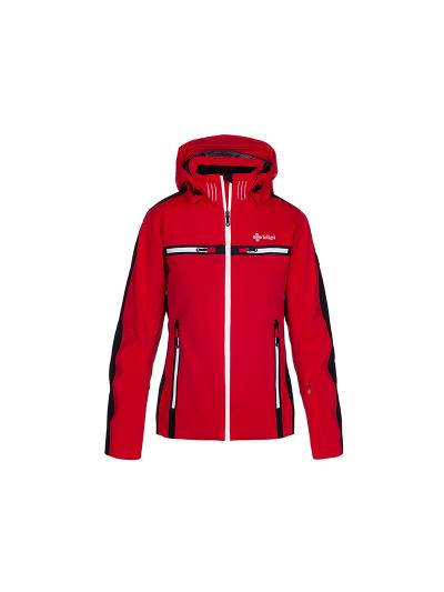 KILPI HATTORI ženska smučarska jakna - rdeča