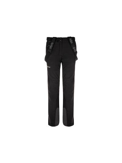 Ženske smučarske hlače Kilpi ELARE - črne