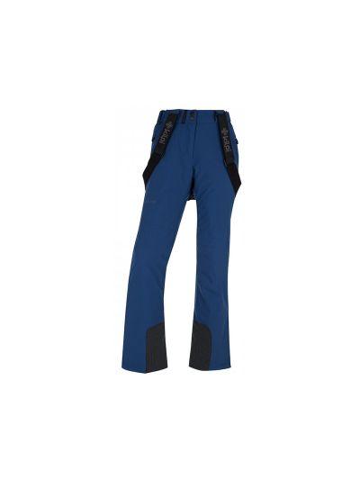 Ženske smučarske hlače KILPI ELARE - temno modre