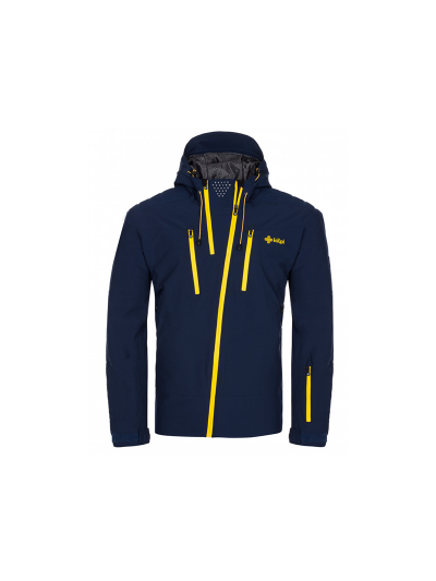 Moška zimska jakna Kilpi THAL - temno modra