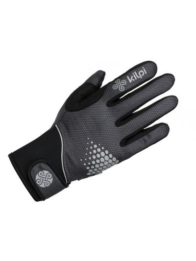 Tekaške rokavice Kilpi NEDEL - črne