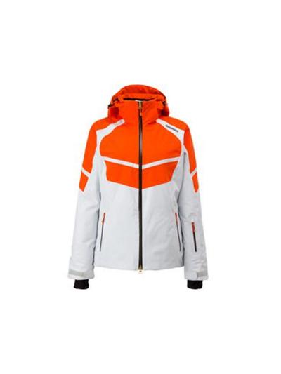 Ženska smučarska jakna GOLDWIN oranžna