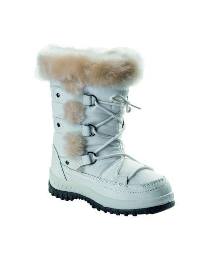 Zimska otroška obutev LHotse 8516m RAX - beli