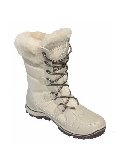 Zimska ženska obutev LHOTSE 8516m Saska - bela