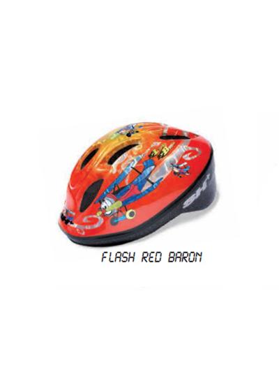 Otroška kolesarska čelada SH+ LUCKY rdeča