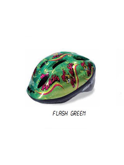 Otroška kolesarska čelada SH+ LUCKY zelena