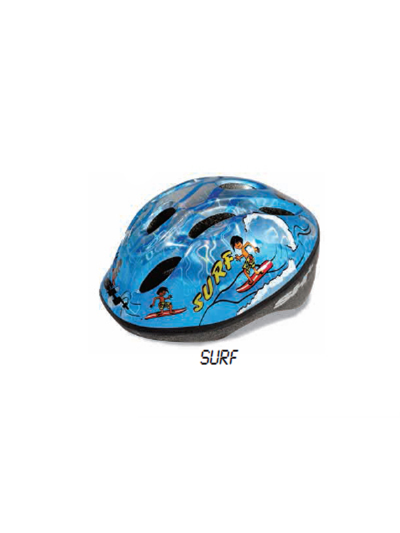 Otroška kolesarska čelada SH+ LUCKY modra