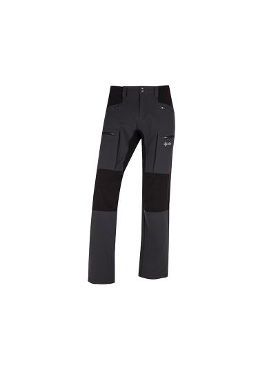 Moške outdoor hlače Kilpi TIDE - črne