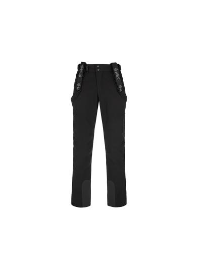 Moške smučarske hlače Kilpi RHEA - črne