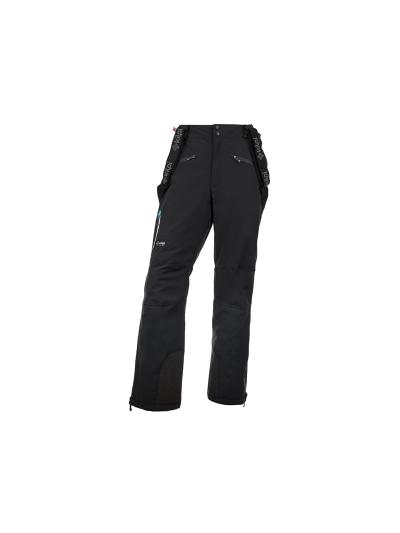Moške smučarske hlače Kilpi TEAM Race - črne