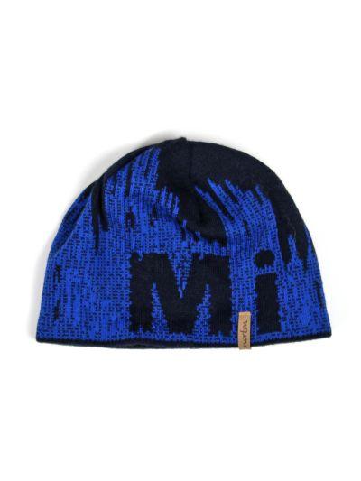 Zimska kapa NORTON 6405 - indigo modra