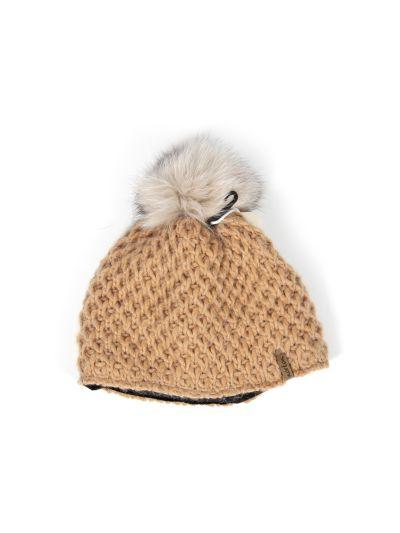 Ženska zimska kapa NORTON 7560 - bež