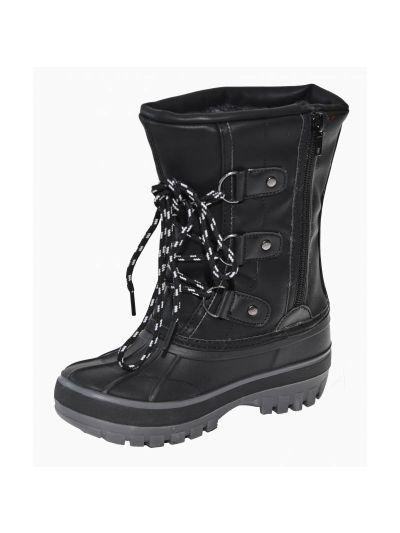 Otroška zimska obutev LHOTSE 8516m OPI - črni