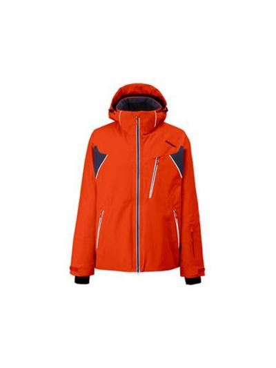 Moška smučarska jakna GOLDWIN TRIANGLE oranžna