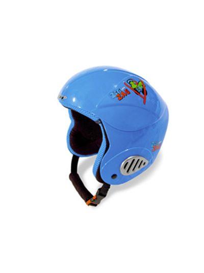 Otroška smučarska čelada SH+ ZIGZAG Nain - modra