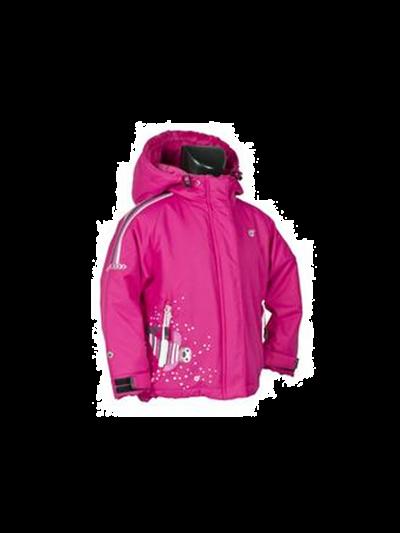 Otroška smučarska jakna O'STYLE ARON - roza