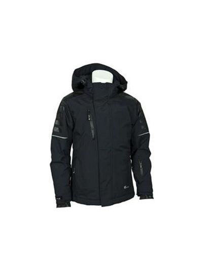 Otroška smučarska jakna Q'STYLE ALAN - črna