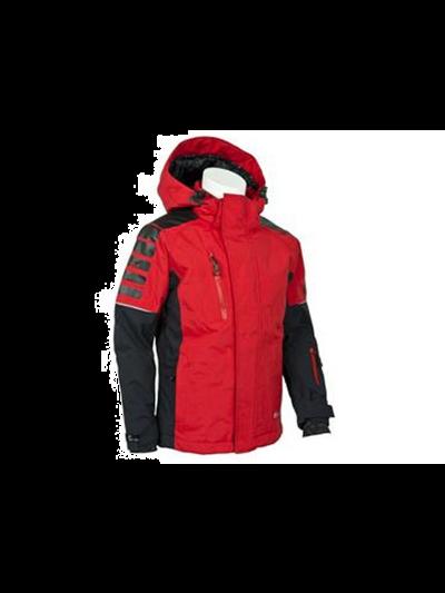 Otroška smučarska jakna O'STYLE ALAN - rdeča