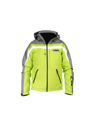 Moška smučarska jakna O'STYLE LAUTUS sulph melange/grey (velikost XXL)