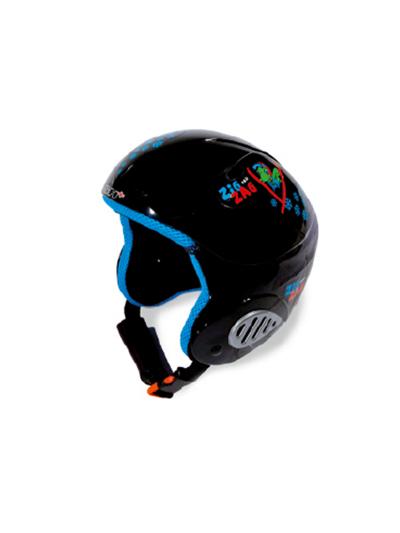 Otroška smučarska čelada SH+ EX-1 EVO črna