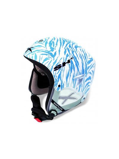 Smučarska čelada SH+ SH10 special edition HUMP modra