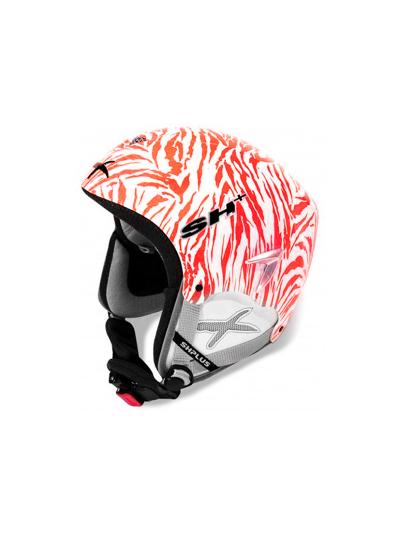 Smučarska čelada SH+ SH10 special edition HUMP rdeča