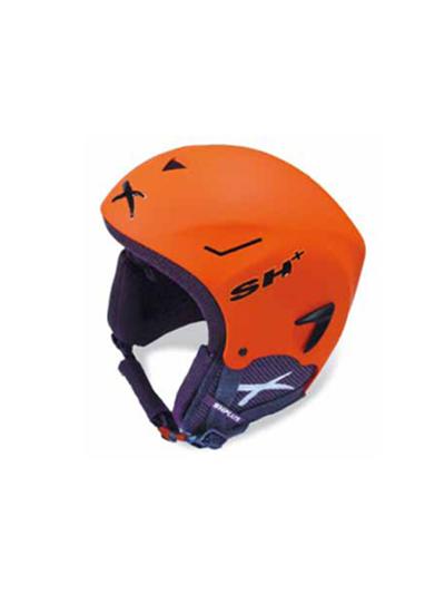 Smučarska čelada SH+ Morpheus PRO fluo / oranžna