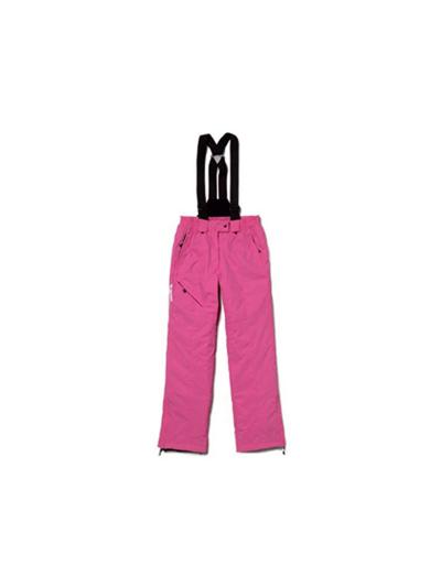 Ženske smučarske hlače MCROSS DS 24 - roza (velikost 42)