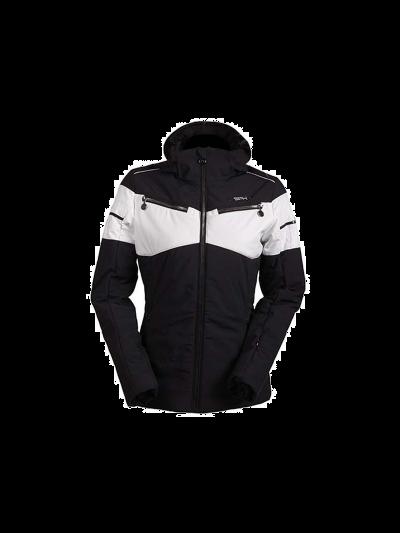 Ženska smučarska jakna SPH Sportsphere FLACHAU - črna