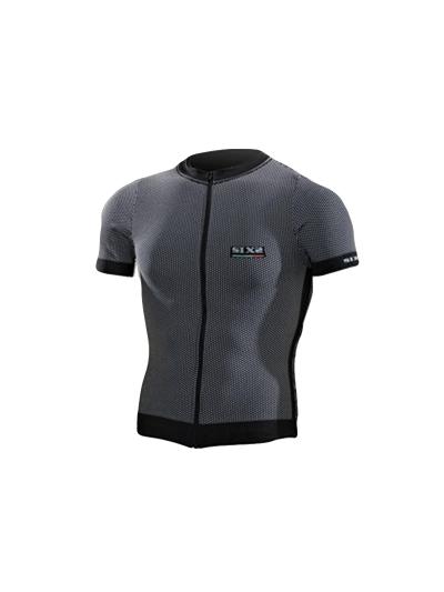 SIXS kolesarski top T-Shirt majica carbon