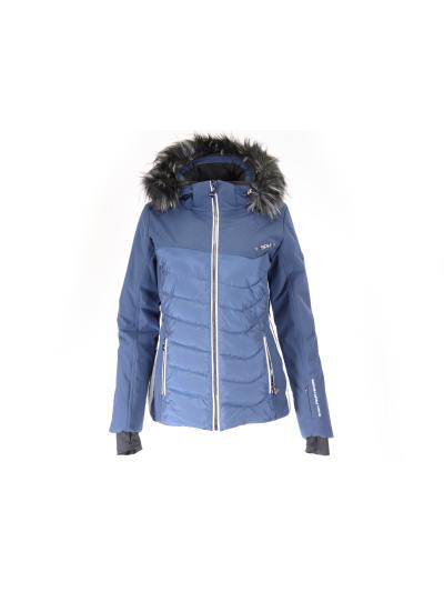 Ženska smučarska jakna SPH Sportsphere MORZINE II - modra