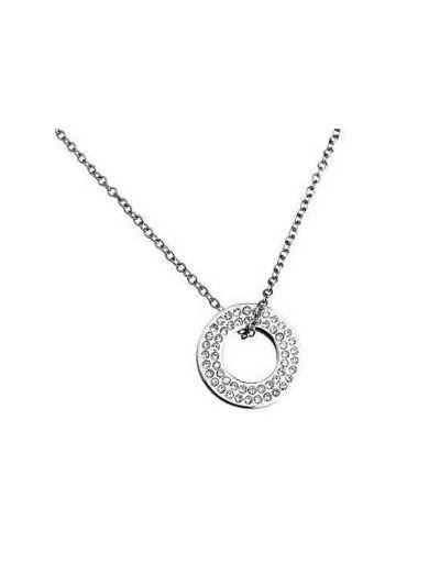 Ženska ogrlica ROCHET Spirit Small - srebrna