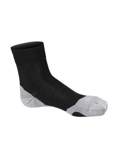 SIXS RUN nogavice za tek - carbon črne