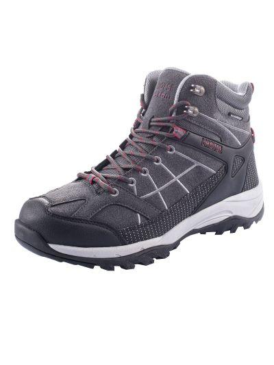 Ženski zimski pohodni čevlji LHOTSE 8516m Chocard - sivi/roza