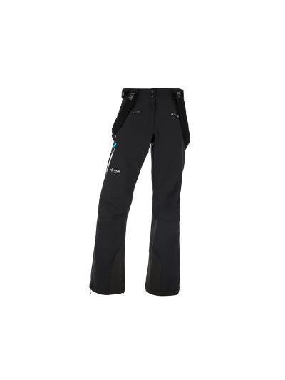 Smučarske hlače ženske Kilpi TEAM Race - črne