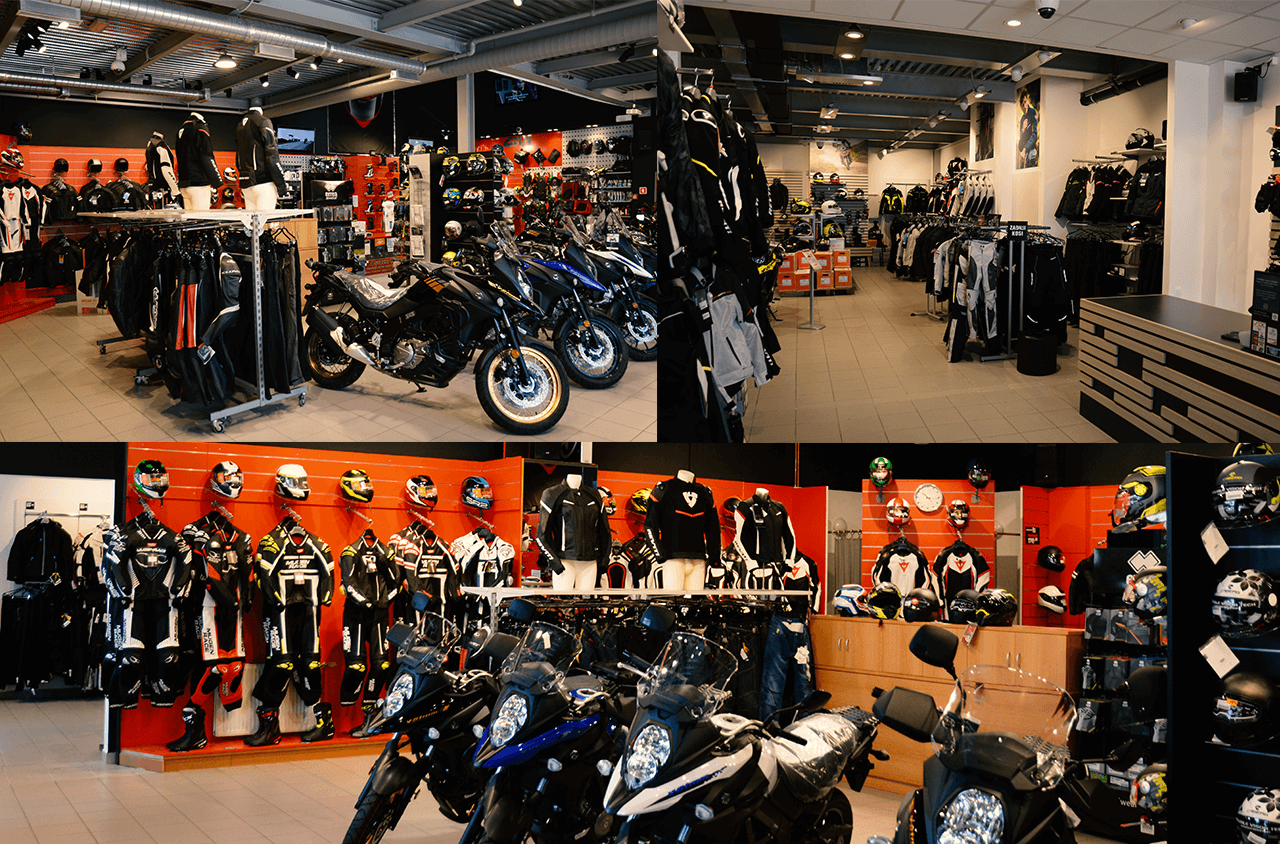 Prenovljeni Salon TC Motoshop slike