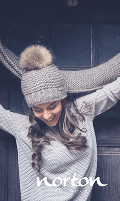 Zimske volnene kape Norton Caps
